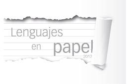 Lenguajes en papel 2013