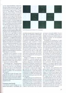 Revista Art Nexus 139  Junio - Agosto 2014 4
